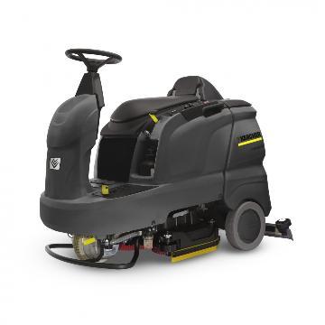 凯驰洗地吸干机,标配为盘刷 B90R(含电瓶)