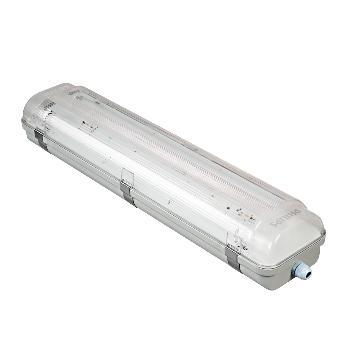 飞利浦 1x18W 三防灯,TCW097 HF 含光源(T8标准直管荧光灯)