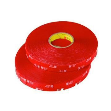 3M VHB胶带,透明宽度6mm,型号:4910-6mm