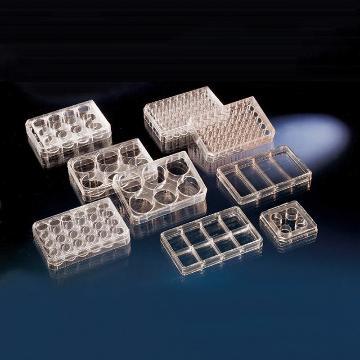 Nunc多孔细胞培养板,聚苯乙烯,带盖,已灭菌,孔数,24,建议工作容量,1ml/孔,每包/箱数,1/75
