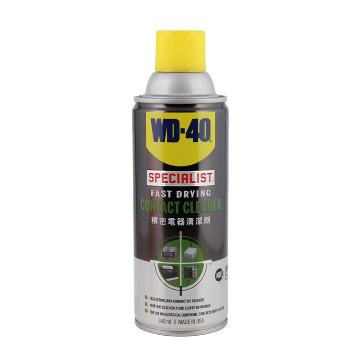 武迪 WD-40,快干型 精密电器 清洗剂,360ml