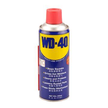 武迪 WD-40,除濕防銹 潤滑劑,350ml/瓶