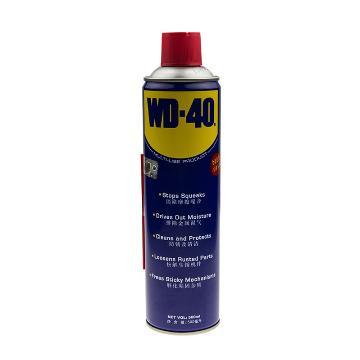 武迪 WD-40,除湿防锈 润滑剂,500ml/瓶