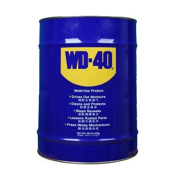 武迪 WD-40,除濕防銹 潤滑劑,20L/桶