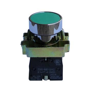 施耐德Schneider XB2 平头按钮(ZB2BZ101C+ZB2BA3C),XB2BA31C