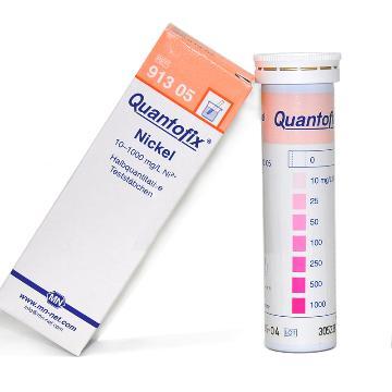 MN QUANTOFIX系列镍测试条,91305