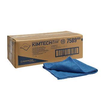 金佰利擦拭布,KIMTECH* PREP 超细纤维擦拭布 75890,400x400mm 25张/箱 单位:箱