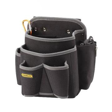 史丹利工具腰包,五袋双插孔96-254-23