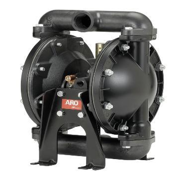 """英格索兰/Ingersoll Rand 666120-344-C ARO1""""金属壳体气动隔膜泵"""