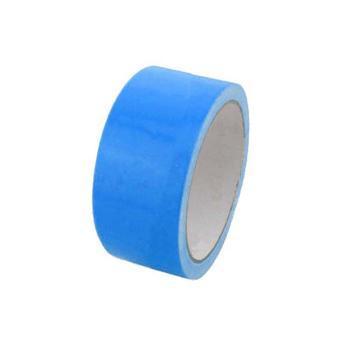 安赛瑞 地板划线胶带(蓝色)-高性能自粘性PVC材料,50mm×22m,14314