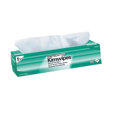 金佰利無塵擦拭紙,大號單層34256,140張/盒 15盒/箱 單位:箱