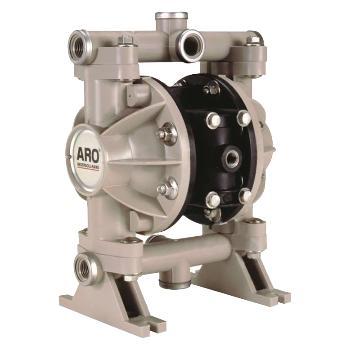 """英格索兰/Ingersoll Rand 66605J-344 ARO1/2""""非金属壳体气动隔膜泵"""