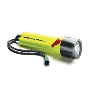 派力肯 防水手電筒,2410 LED光源(適配4節5號電池 不含電池),單位:個
