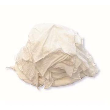 工业涤棉抹布,白色 长cm:>40 宽cm:>40,单位:捆