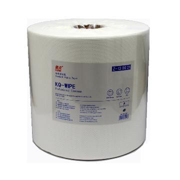 优克工业擦拭纸,白色,26.5cm*35cm*1000张/卷*4卷/箱 单位:卷