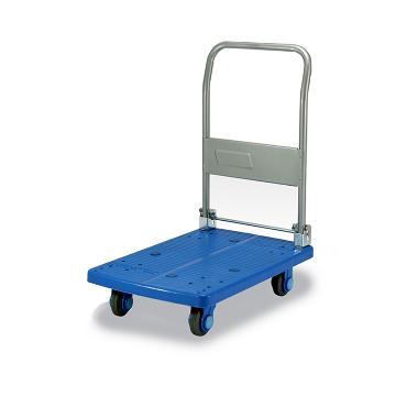 全静音单层折倒式手扶手推车,轮子类型:静音轮,承重(kg):150KG