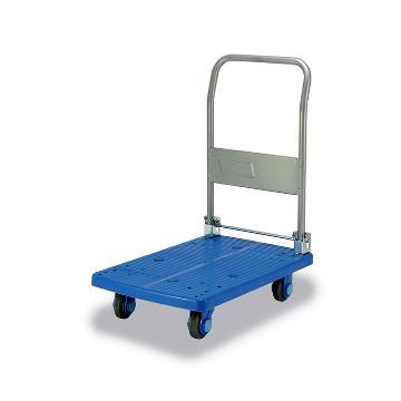 全静音单层折倒式手扶手推车,轮子类型:静音轮,承重(kg):300KG
