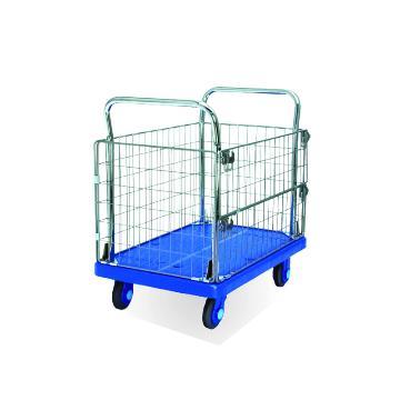 全静音单层双扶手网架车,轮子类型:静音轮,承重(kg):300KG