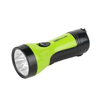 得力 LED充电式手电筒,颜色随机 3661 单位:个
