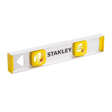 """史丹利  铝合金水平尺, 2水泡轻便型12"""",STHT42072-8-23"""