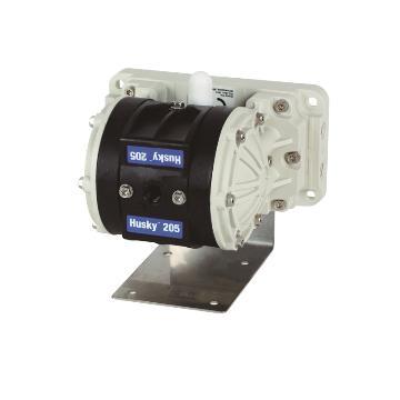 """固瑞克/GRACO D12091 1/4""""金属壳体气动隔膜泵"""