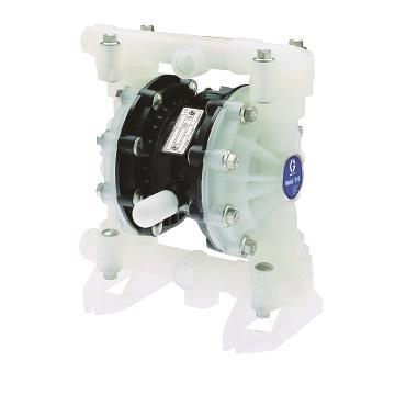 """固瑞克/GRACO D52911 1/2""""金属壳体气动隔膜泵"""