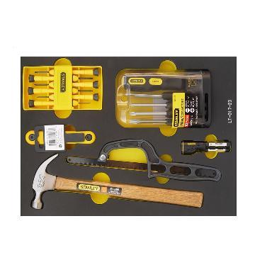 史丹利工具托,20件套紧固敲击切割用,LT-017-23