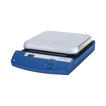 IKA 加热板套装,最高温度:500℃,加热板尺寸:260x260mm,含加热板&温度计&支杆&夹头,C-MAG HP 10套装