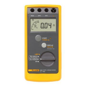 福禄克/FLUKE 接地电阻测试仪,需另配接地测试附件,FLUKE-1621
