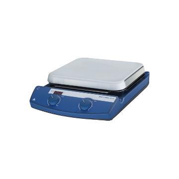 磁力搅拌器,艾卡,C-MAG HS10,数显加热型,控温范围:50-500℃,搅拌量:15L,3581425