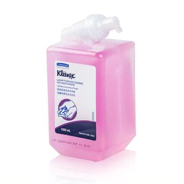 KLEENEX® 舒洁®深层保湿泡沫洗手液,1000mlx6