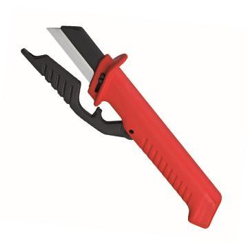 凯尼派克 Knipex 电工绝缘电缆刀,98 56