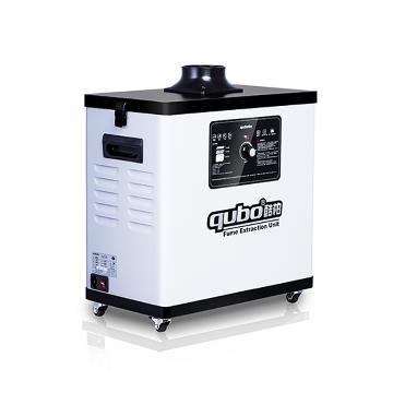 酷柏焊锡烟雾净化机,2015年新款,235m3/h处理量,多重净化