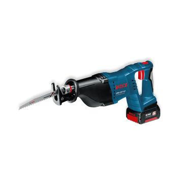 博世充电式马刀锯,切深 木250mm/钢20mm(不含电池充电器),GSA18V-Li