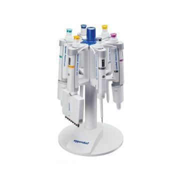 旋转式移液器支架,可放6支移液器