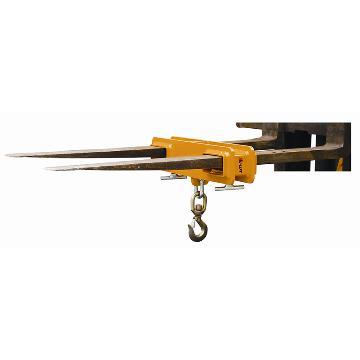 虎力 叉车专用吊夹,载重:1吨