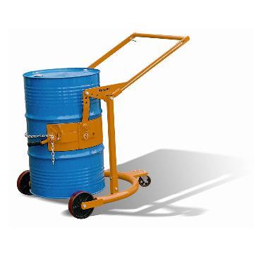 虎力 油桶搬运车,抱箍式360kg(钢桶),HD80A