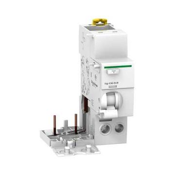 施耐德 电磁式剩余电流动作保护附件,Acti9 Vigi iC65 ELM 2P 40A 30mA AC,A9V52240