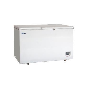澳柯玛低温保存箱,DW-25W389,有效容积:389L,箱内温度:-10~-25℃,内部尺寸:1165x510x700mm