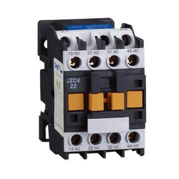 正泰CHINT JZC4系列接触器式继电器,JZC4-22 AC220