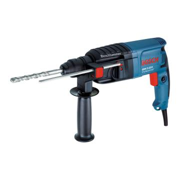博世电锤,2.3kg四坑可调速锤钻0-4400bpm,650W,GBH 2-23E,0611250880,停产替代GBH 2-24 RE