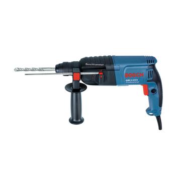 博世电锤,2.3kg四坑锤钻 4400bpm 650W,GBH2-23S,0611250280,产品停产,替代GBH 2-24 RE