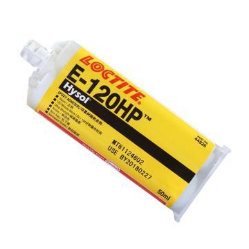 乐泰环氧树脂胶粘剂,Loctite E-120HP,50ml