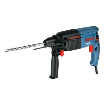 博世四坑电锤,2.3kg 可调速正反转,620W,GBH 2-22,0611250180