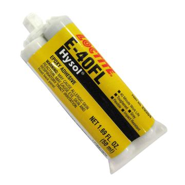乐泰 环氧胶 结构粘结,Loctite E-40FL,50ml