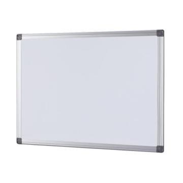 齐心 BB7627 耐用易擦系列白板 90*120CM 白