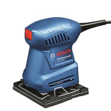 博世 平板砂磨机,180W110*110mm,GSS1400,06012A2080