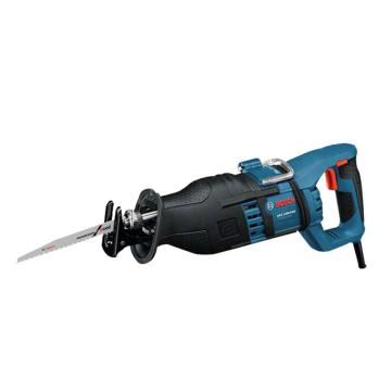 博世马刀锯,切深能力木250mm/钢19mm 1300W,GSA1300PCE,060164E280