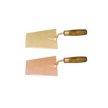 桥防 防爆梯形砌铲,铝青铜,80*290mm,215B-1002AL
