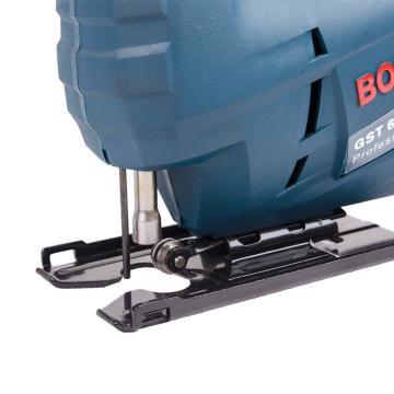 博世曲线锯,可调速 GST 65E,400W,0601509280(库存售完即止,替代型号GST 700)